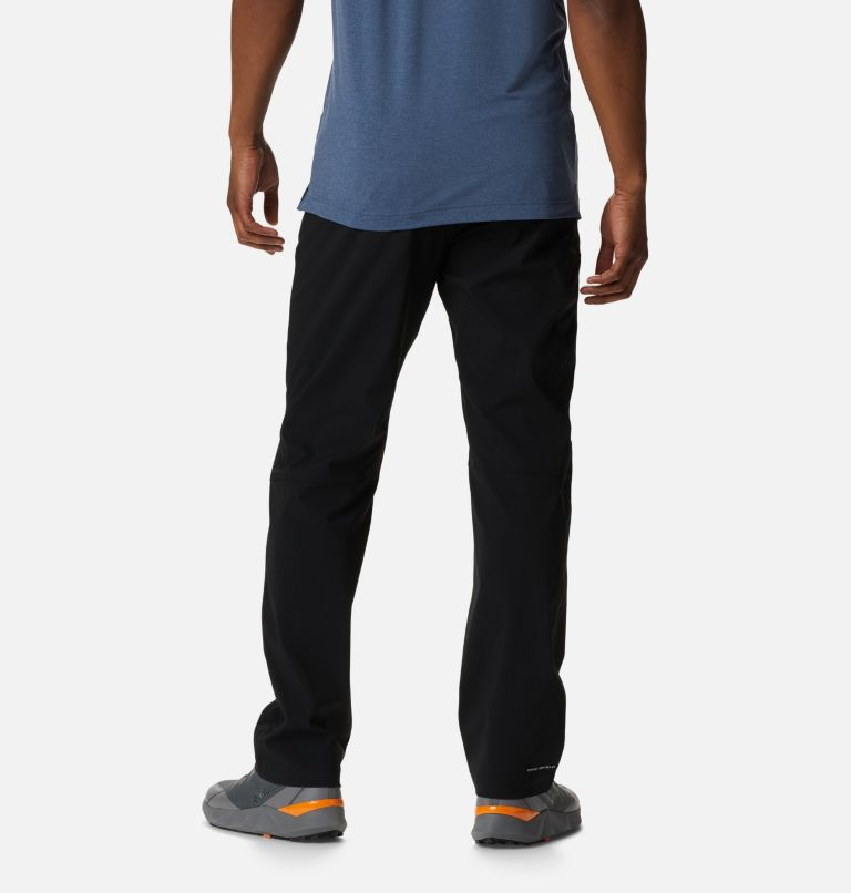 Silver Ridge™ II Stretch Pant | 010 | 42 Men's Silver Ridge™ II Stretch Pants, Black, back