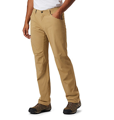 Men's Silver Ridge™ II Stretch Pants Silver Ridge™ II Stretch Pant | 023 | 28, Crouton, front