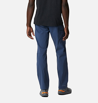 Men's Silver Ridge™ II Stretch Pants Silver Ridge™ II Stretch Pant | 023 | 28, Dark Mountain, back