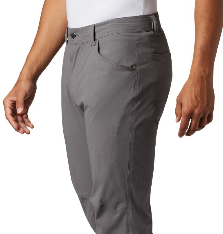Men's Silver Ridge™ II Stretch Pants - Big Men's Silver Ridge™ II Stretch Pants - Big, a1