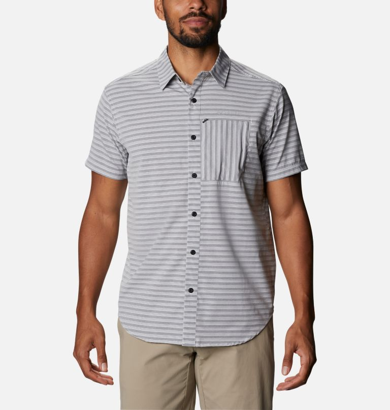 Men's Twisted Creek™ II Short Sleeve Shirt – Big Men's Twisted Creek™ II Short Sleeve Shirt – Big, front