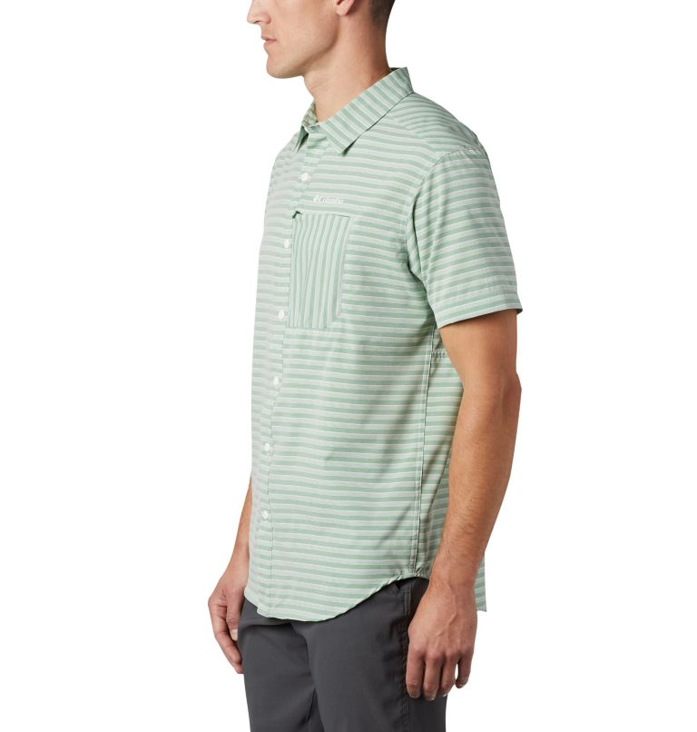Chemise à manches courtes Twisted Creek™ II pour homme – Tailles fortes Chemise à manches courtes Twisted Creek™ II pour homme – Tailles fortes, a1