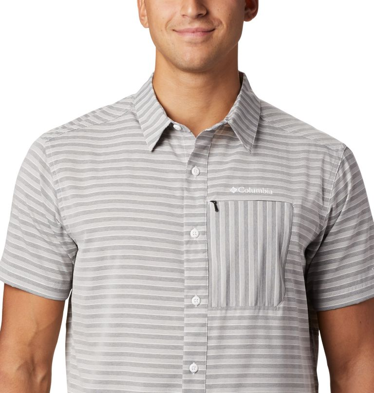 Chemise à manches courtes Twisted Creek™ II pour homme – Grandes tailles Chemise à manches courtes Twisted Creek™ II pour homme – Grandes tailles, a1