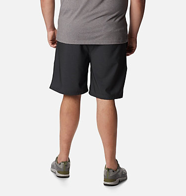 Men's Twisted Creek™ Shorts - Big Twisted Creek™ Short | 011 | 3X, Shark Heather, back