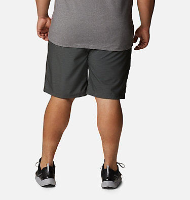 Men's Twisted Creek™ Shorts - Big Twisted Creek™ Short | 011 | 3X, City Grey Heather, back