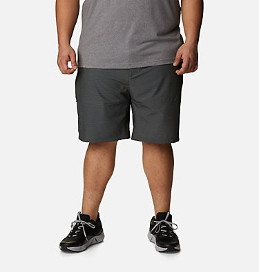 Men's Twisted Creek™ Shorts - Big Twisted Creek™ Short | 011 | 3X, City Grey Heather, front