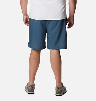 Men's Twisted Creek™ Shorts - Big Twisted Creek™ Short | 011 | 1X, Mountain Heather, back