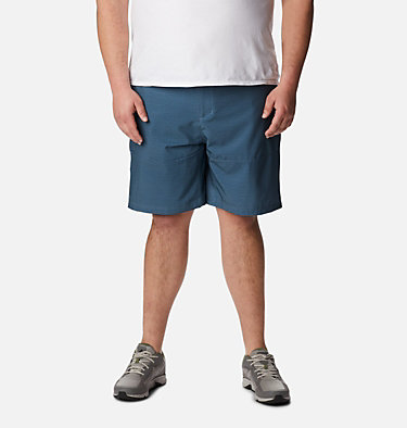 Men's Twisted Creek™ Shorts - Big Twisted Creek™ Short | 011 | 1X, Mountain Heather, front