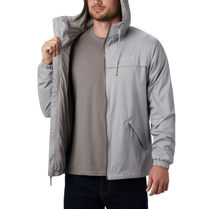 Oroville Creek™ Lined Jacket   039   XL Men's Oroville Creek™ Lined Jacket, Columbia Grey, a3
