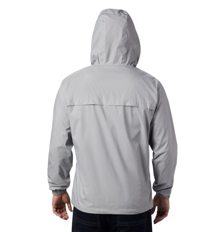 Oroville Creek™ Lined Jacket   039   S Men's Oroville Creek™ Lined Jacket, Columbia Grey, back