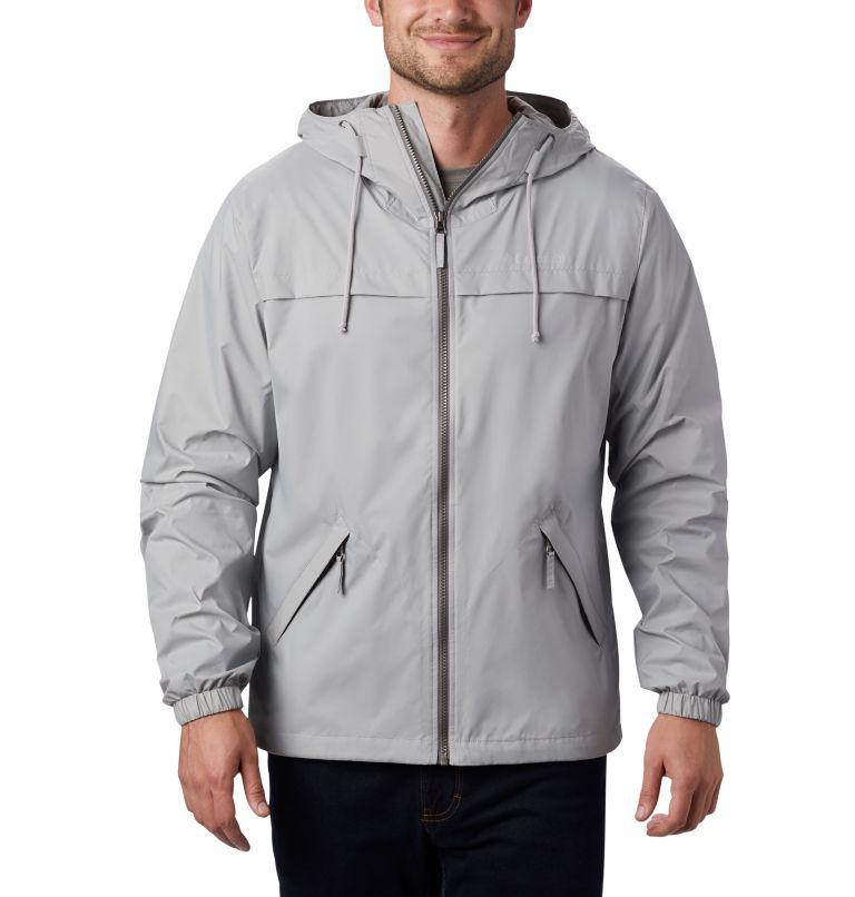 Oroville Creek™ Lined Jacket   039   XL Men's Oroville Creek™ Lined Jacket, Columbia Grey, front