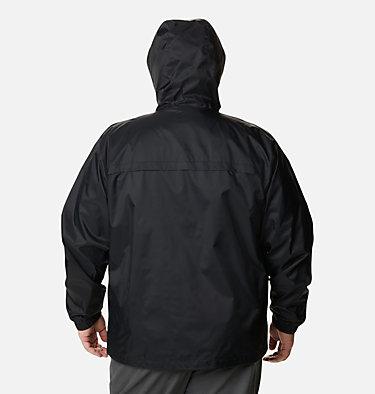 Men's Oroville Creek™Lined Jacket - Big Oroville Creek™ Lined Jacket   010   2X, Black, back
