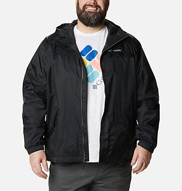 Men's Oroville Creek™Lined Jacket - Big Oroville Creek™ Lined Jacket   010   2X, Black, front