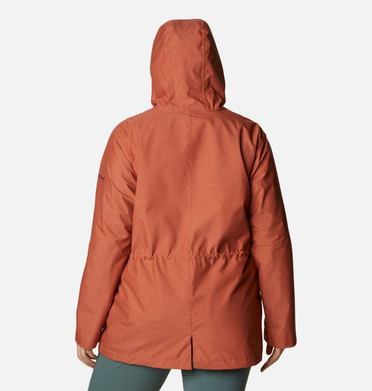 Women's Norwalk Mountain™ Jacket—Plus Size Women's Norwalk Mountain™ Jacket—Plus Size, back