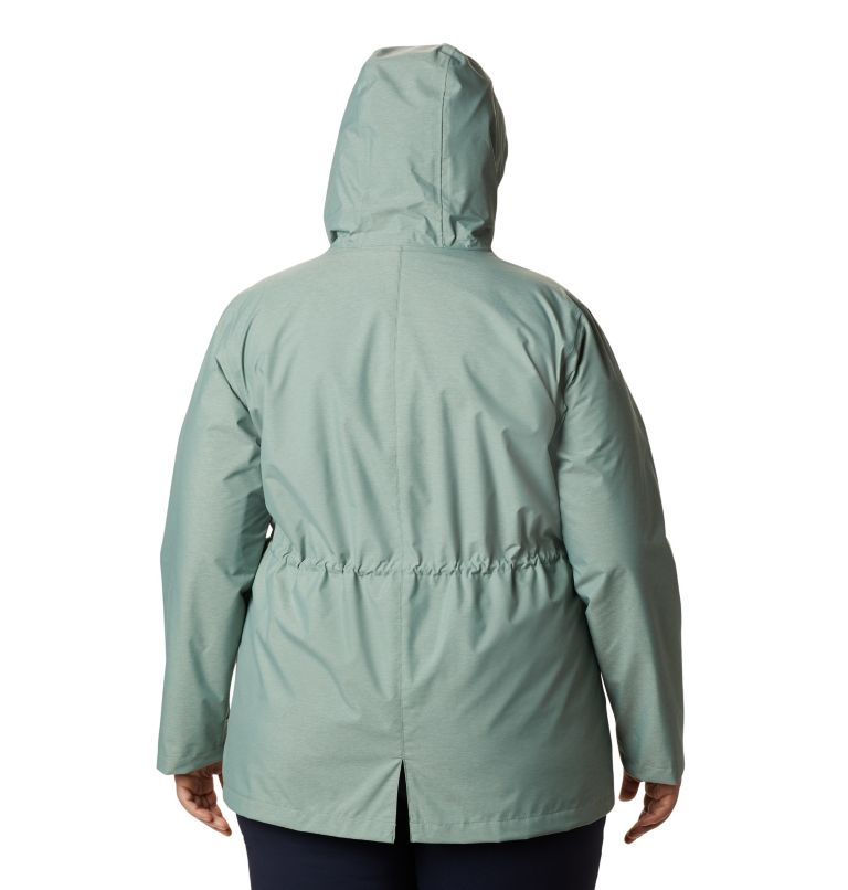 Women's Norwalk Mountain™ Jacket—Plus Size Women's Norwalk Mountain™ Jacket—Plus Size, back