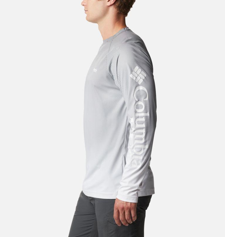 Men's PFG Terminal Deflector™ Printed Long Sleeve Shirt Men's PFG Terminal Deflector™ Printed Long Sleeve Shirt, a1