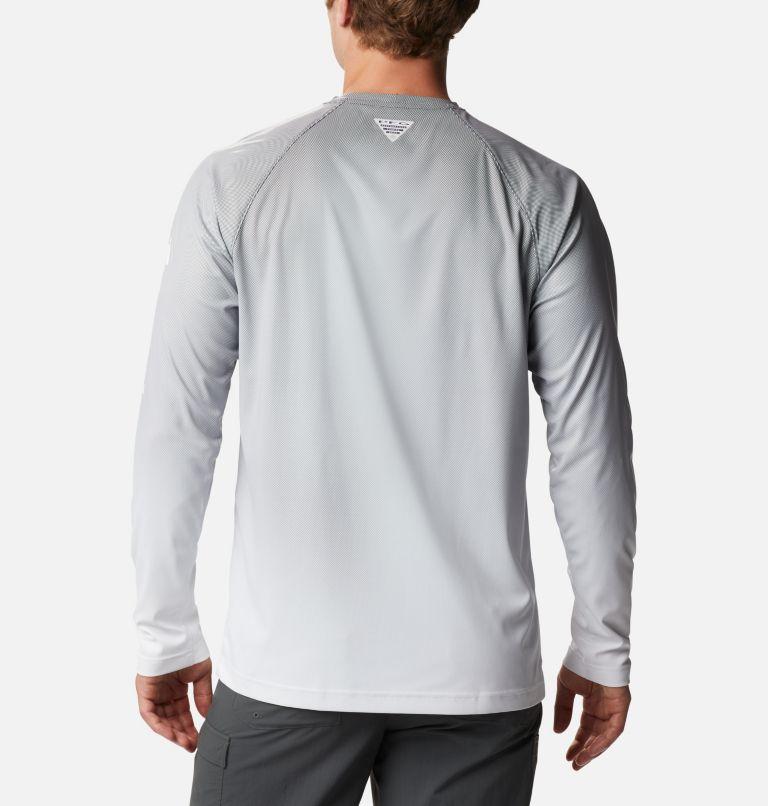 Men's PFG Terminal Deflector™ Printed Long Sleeve Shirt Men's PFG Terminal Deflector™ Printed Long Sleeve Shirt, back