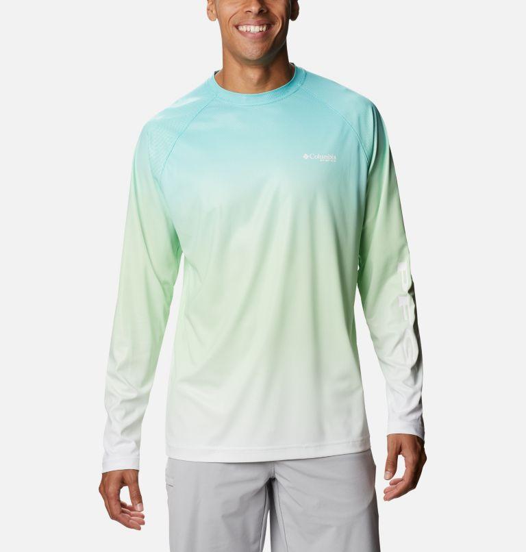 Chemise à manches longues imprimée Terminal Deflector™ pour homme Chemise à manches longues imprimée Terminal Deflector™ pour homme, front