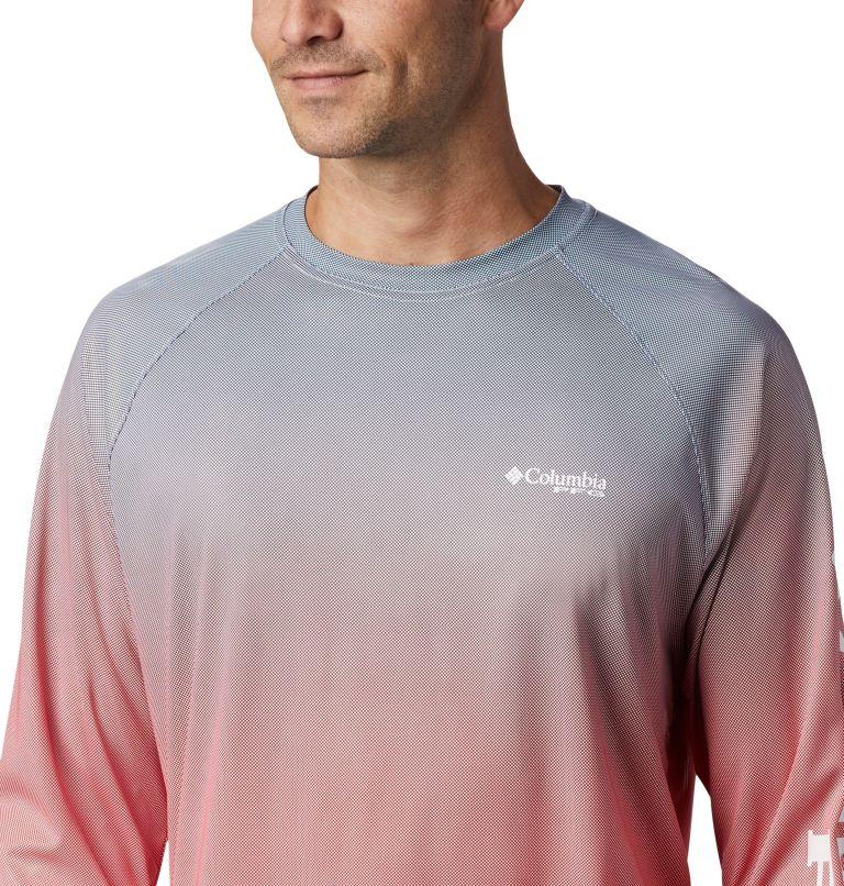 Men's PFG Terminal Deflector™ Printed Long Sleeve Shirt Men's PFG Terminal Deflector™ Printed Long Sleeve Shirt, a2