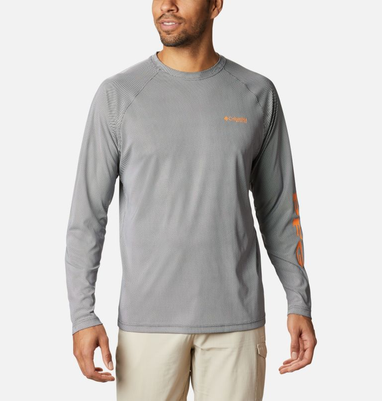 Men's Terminal Deflector™ Long Sleeve Shirt Men's Terminal Deflector™ Long Sleeve Shirt, front
