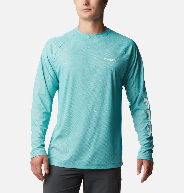 Men's PFG Terminal Deflector™ Long Sleeve Shirt Men's PFG Terminal Deflector™ Long Sleeve Shirt, front