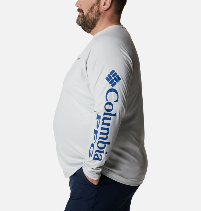 Men's PFG Terminal Deflector™ Long Sleeve Shirt - Big Men's PFG Terminal Deflector™ Long Sleeve Shirt - Big, a1