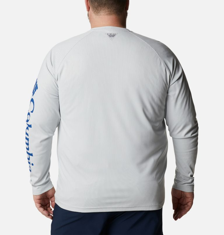 Men's PFG Terminal Deflector™ Long Sleeve Shirt - Big Men's PFG Terminal Deflector™ Long Sleeve Shirt - Big, back