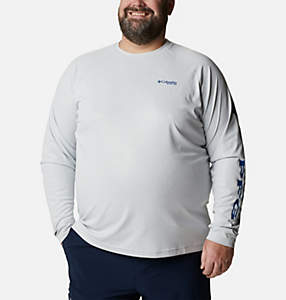 Men's PFG Terminal Deflector™ Long Sleeve Shirt - Big
