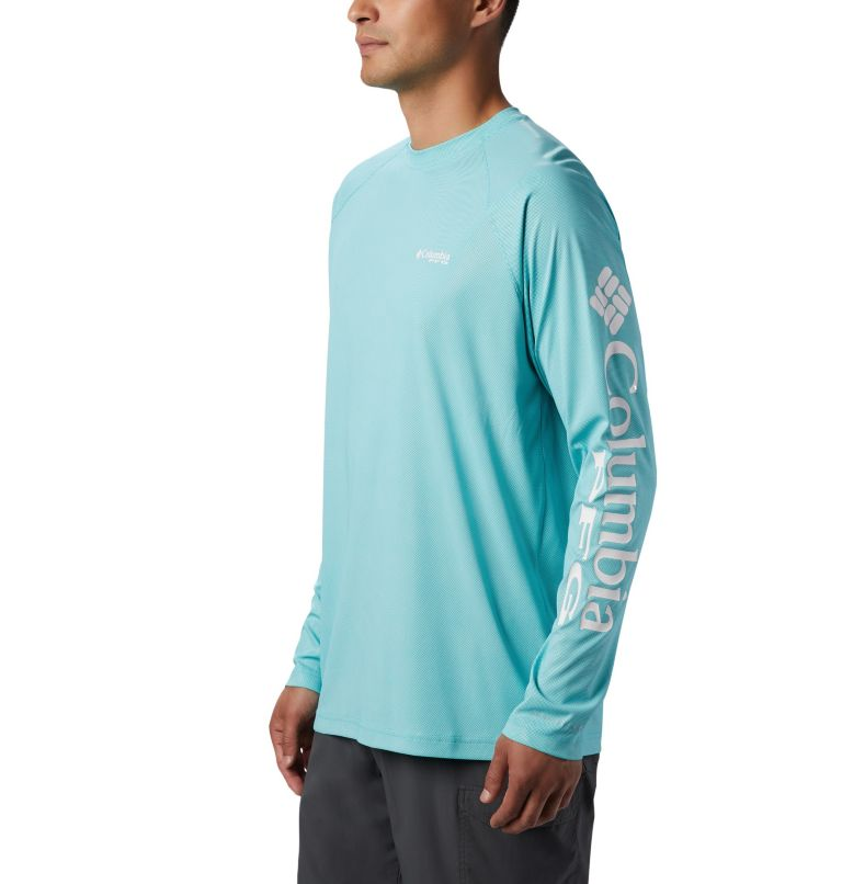 Men's PFG Terminal Deflector™ Long Sleeve Shirt - Big Men's PFG Terminal Deflector™ Long Sleeve Shirt - Big, a2