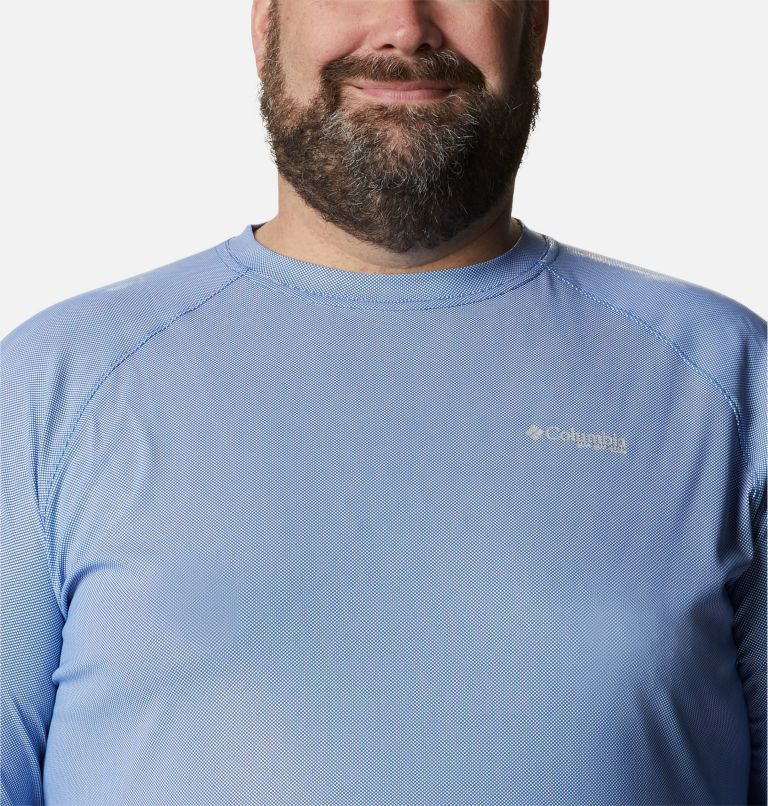 Men's PFG Terminal Deflector™ Long Sleeve Shirt - Big Men's PFG Terminal Deflector™ Long Sleeve Shirt - Big, a2