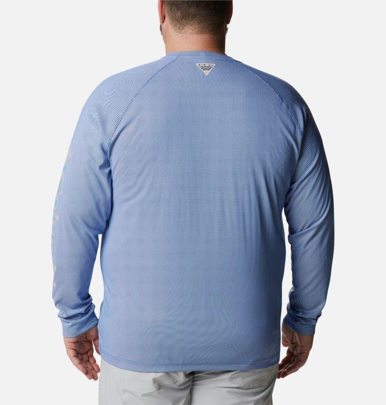 Men's PFG Terminal Deflector™ Long Sleeve Shirt - Big Men's PFG Terminal Deflector™ Long Sleeve Shirt - Big, back
