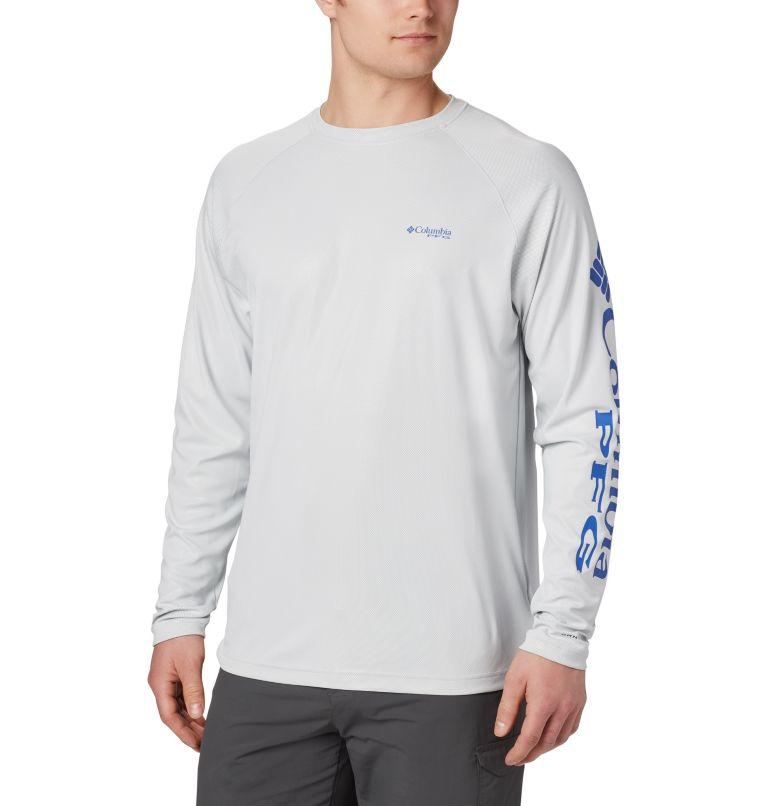 Men's PFG Terminal Deflector™ Long Sleeve Shirt - Tall Men's PFG Terminal Deflector™ Long Sleeve Shirt - Tall, front