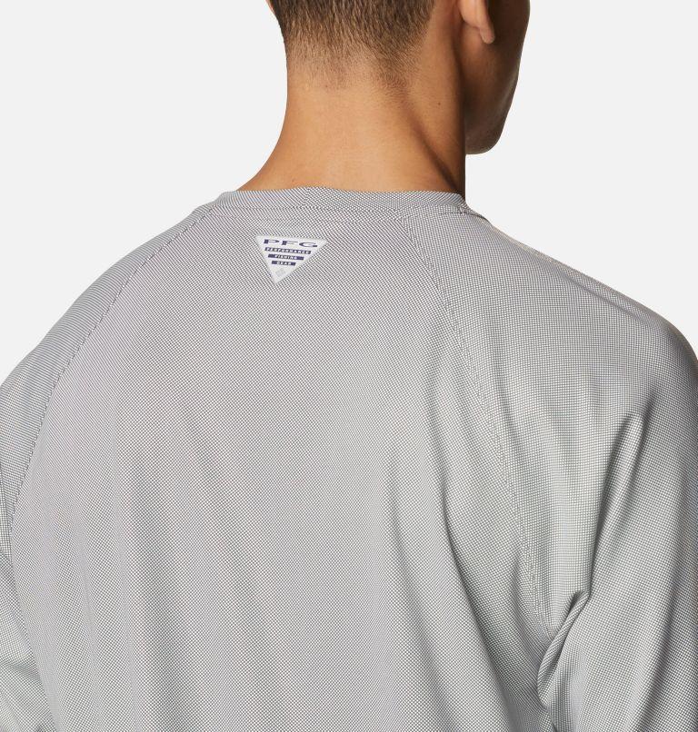 Terminal Deflector™ LS | 024 | 4XT Men's PFG Terminal Deflector™ Long Sleeve Shirt - Tall, City Grey, White, a3