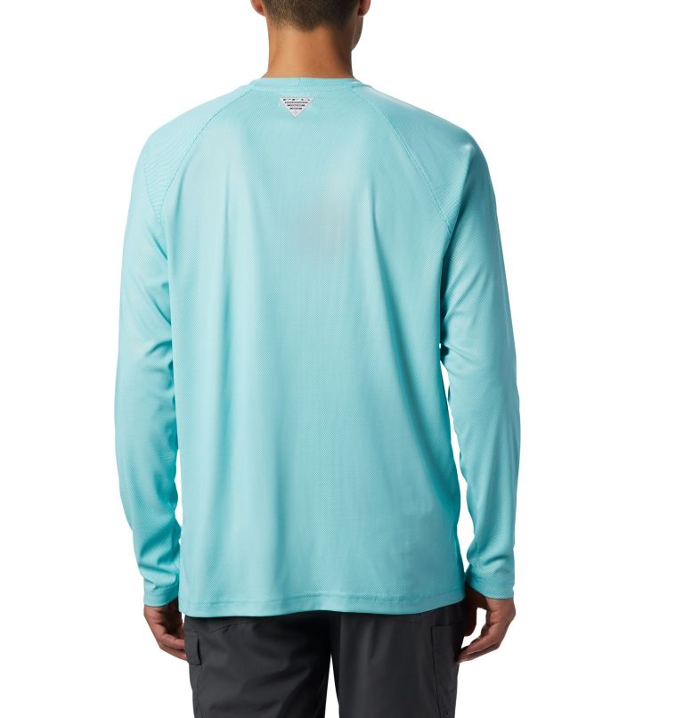 Men's PFG Terminal Deflector™ Long Sleeve Shirt - Tall Men's PFG Terminal Deflector™ Long Sleeve Shirt - Tall, a3