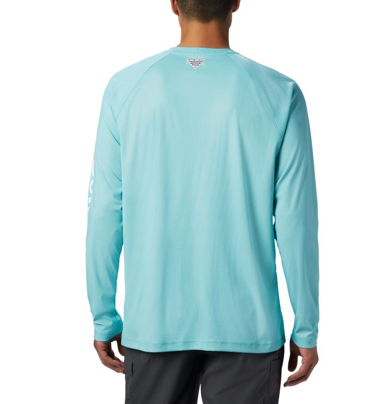 Men's PFG Terminal Deflector™ Long Sleeve Shirt - Tall Men's PFG Terminal Deflector™ Long Sleeve Shirt - Tall, back