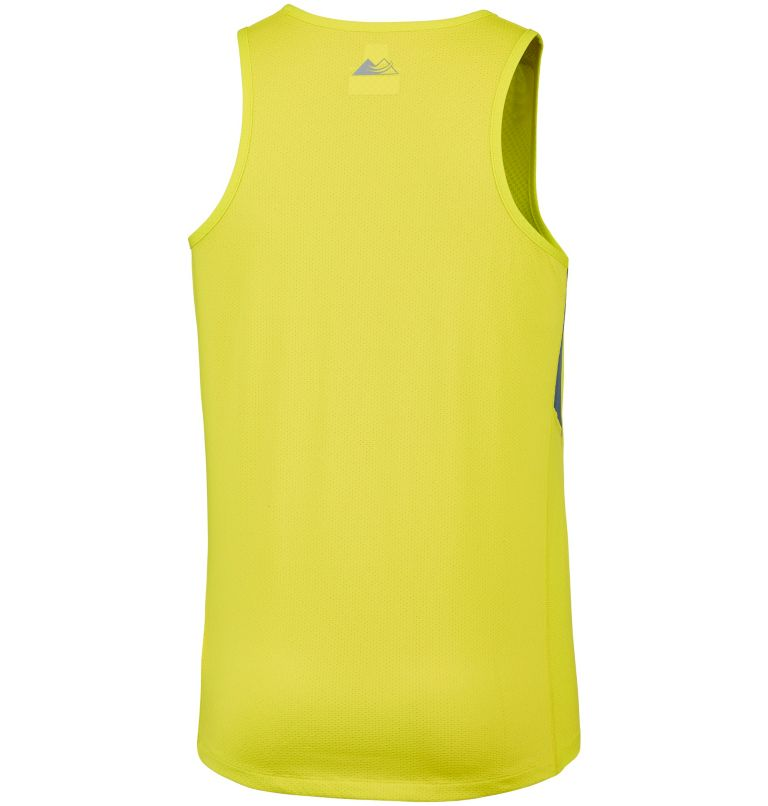 Titan Ultra™ Running Tank | 726 | XXL Men's Titan Ultra™ Running Tank, Zour, Zinc, back
