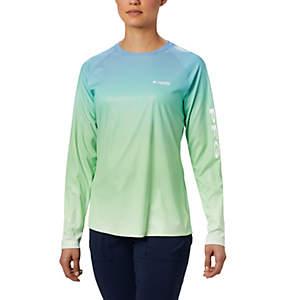 T-shirt à manches longues Tidal Deflector™ pour femme