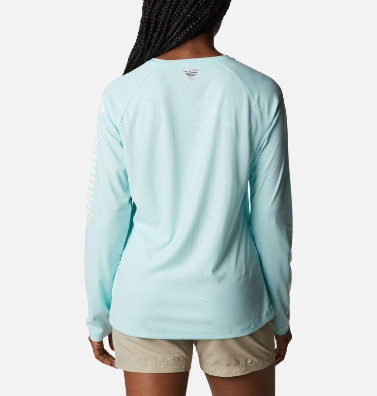 Women's PFG Tidal Deflector™ Long Sleeve Shirt Women's PFG Tidal Deflector™ Long Sleeve Shirt, back