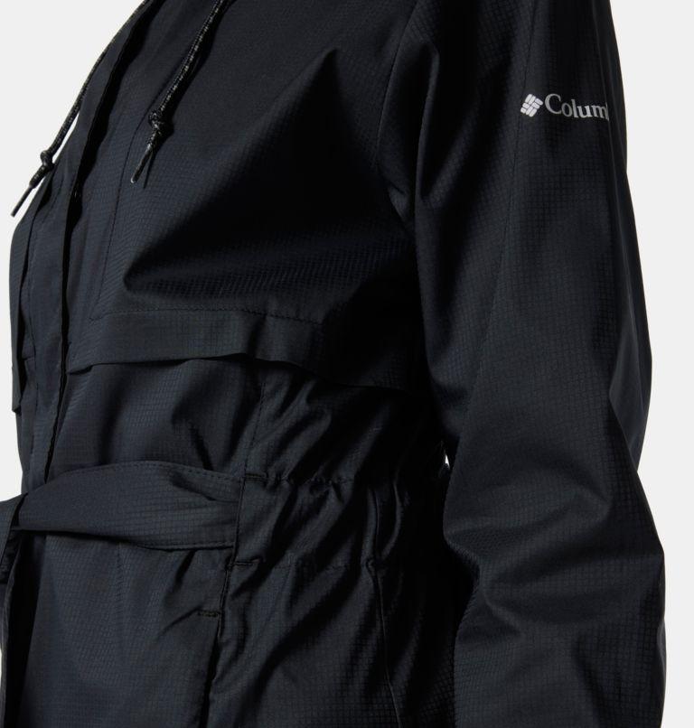 Pardon My Trench™ Rain Jacket | 010 | XS Women's Pardon My Trench™ Rain Jacket, Black, a4