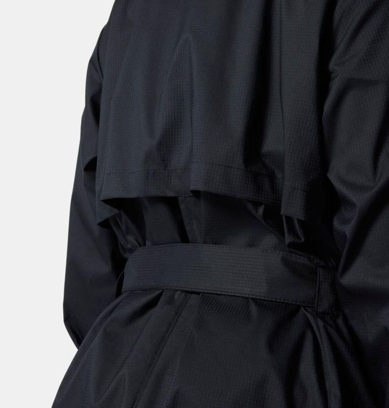 Pardon My Trench™ Rain Jacket | 010 | XS Women's Pardon My Trench™ Rain Jacket, Black, a5