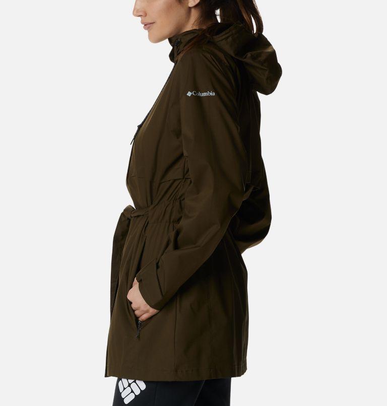 Pardon My Trench™ Rain Jacket | 319 | XL Women's Pardon My Trench™ Rain Jacket, Olive Green, a1