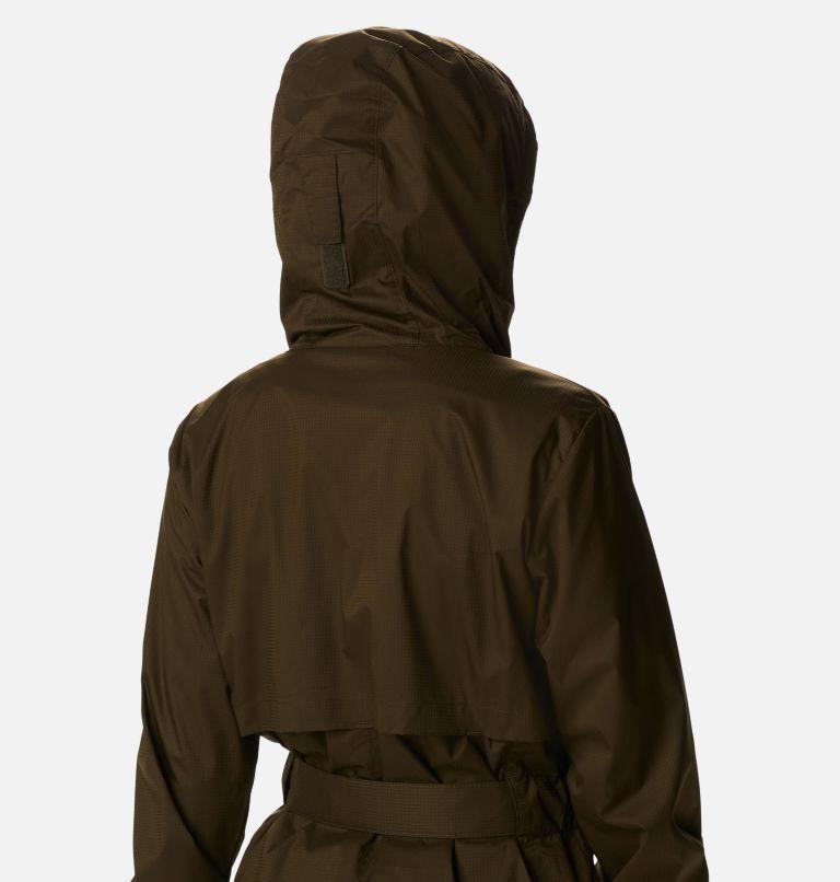 Pardon My Trench™ Rain Jacket   319   S Women's Pardon My Trench™ Rain Jacket, Olive Green, a4