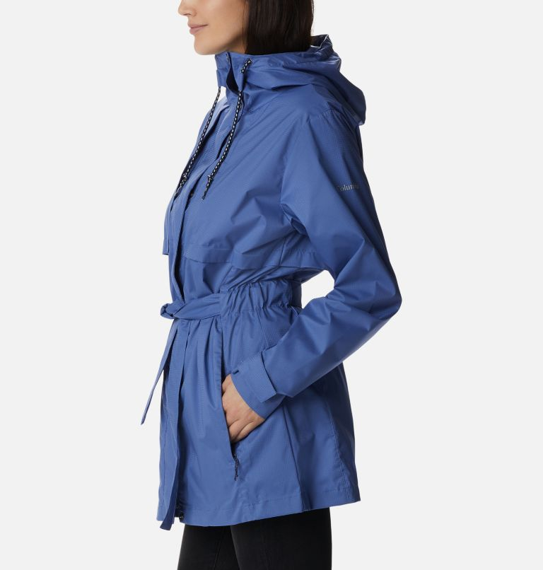 Pardon My Trench™ Rain Jacket | 458 | M Women's Pardon My Trench™ Rain Jacket, Velvet Cove, a1