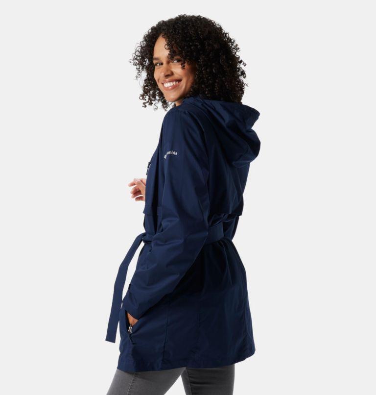 Pardon My Trench™ Rain Jacket | 472 | L Women's Pardon My Trench™ Rain Jacket, Dark Nocturnal, a1