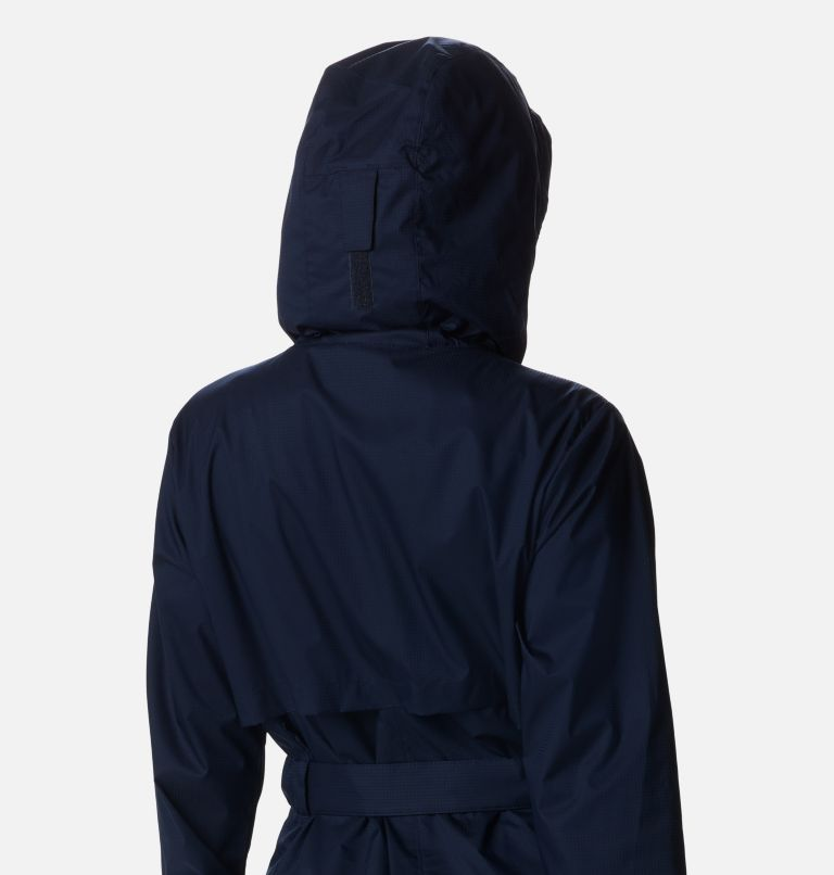 Pardon My Trench™ Rain Jacket   472   L Women's Pardon My Trench™ Rain Jacket, Dark Nocturnal, a4
