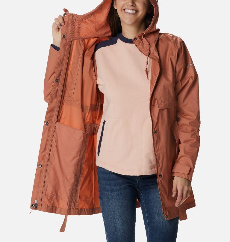 Pardon My Trench™ Rain Jacket   604   M Women's Pardon My Trench™ Rain Jacket, Nova Pink, a3