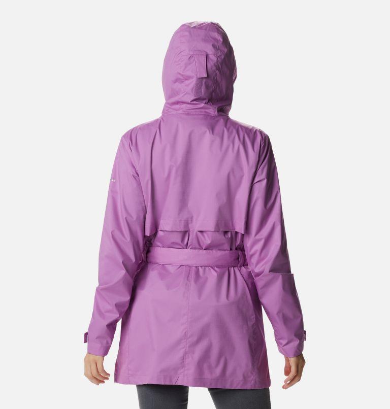 Women's Pardon My Trench™ Rain Jacket Women's Pardon My Trench™ Rain Jacket, back