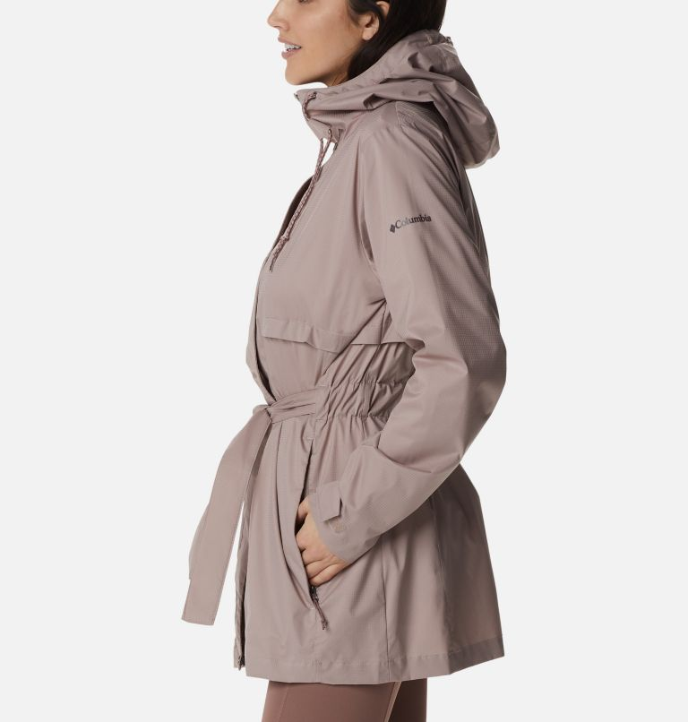 Pardon My Trench™ Rain Jacket   649   M Women's Pardon My Trench™ Rain Jacket, Mauve Vapor, a1