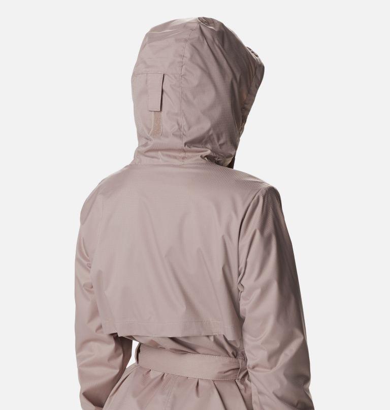 Pardon My Trench™ Rain Jacket | 649 | XL Women's Pardon My Trench™ Rain Jacket, Mauve Vapor, a4
