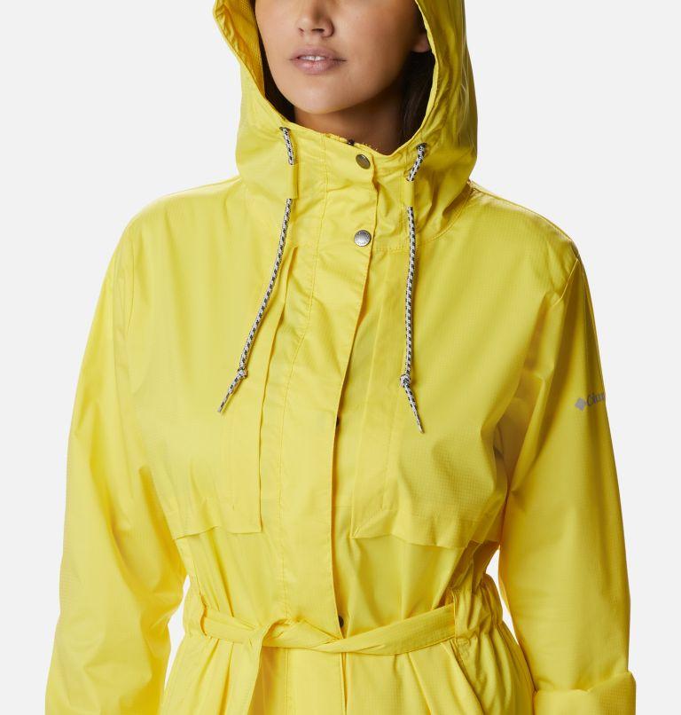 Pardon My Trench™ Rain Jacket | 729 | XL Women's Pardon My Trench™ Rain Jacket, Buttercup, a2